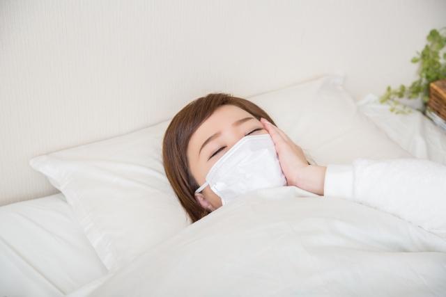 大人がかかると怖いおたふく風邪の合併症を解説